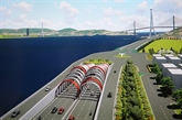 Quang Ninh: 9.800 milliards de dôngs pour construire un tunnel sous-marin
