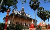 Xiêm Can, une magnifique pagode khmère