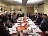 Le 10e dialogue Vietnam - États-Unis en matière de politique, de sécurité et de défense