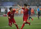 Championnat AFC U23: le Vietnam montre sa classe