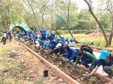 Saigontourist protège l'environnement