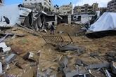 Une délégation égyptienne discuste avec des leaders du Hamas