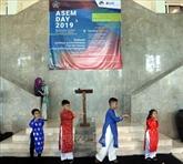 Le Vietnam participe à la Journée culturelle de l'ASEM 2019 en Indonésie