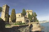 France: le château de Napoule, un lieu méconnu et étonnant