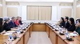 Hô Chi Minh-Ville et la Nouvelle-Zélande renforcent leur coopération