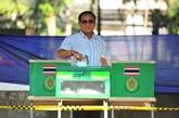 Législatives thaïlandaises:Palang Pracharath remporte le vote populaire