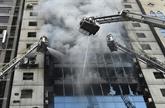 Bangladesh: 19 morts dans l'incendie d'un immeuble