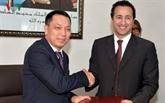 Signature d'accords de coopération multisectorielle