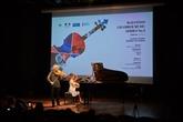 Luong Tô Nhu et Vincent Fillatreau en concert à Hanoï