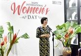 Promouvoir l'amitié entre femmes diplomates étrangères et vietnamiennes