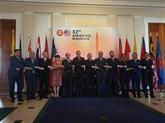 Dialogue ASEAN - États-Unis à Washington DC