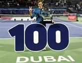 Roger Federer, un 100e trophée pour le Maître
