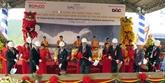 Mise en chantier de la première usine de composants aérospatiaux au Vietnam