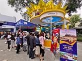 Environ 29.300 visiteurs achètent des circuits touristiques lors de la VITM 2019