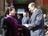 La présidente de l'Assemblée nationale vietnamienne termine sa visite officielle au Maroc