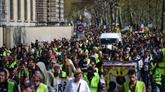 France: 20e samedi dans la rue pour les