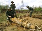 Appel à la lutte contre les mines à Binh Dinh