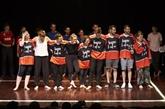 Ligue dimprovisation francophone dAsie: Impro Foufou remporte le 2e tournoi