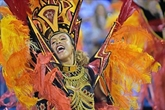 Carnaval de Rio: une dernière nuit de féérie et de contestation