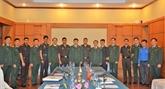 Renforcerment des échanges entre jeunes officiers vietnamiens et indiens