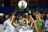 Classement WTA: statu quo en tête, la Chinoise Wang intègre le Top 50