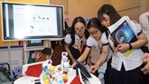 BESS: salon international des technologies de l'éducation Vietnam 2019