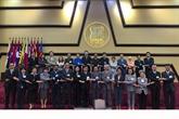 L'ASEAN examine le rythme du Plan directeur sur sa Communauté politique - sécurité pour 2025