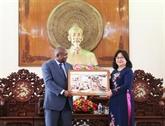 Cân Tho renforce sa coopération avec le Mozambique