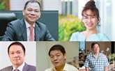 Cinq Vietnamiens parmi les plus riches du monde, selonForbes