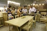 Bois: ouverture de la foire internationale VIFA-EXPO 2019 à Hô Chi Minh-Ville