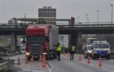 Brexit: troisième jour de grève du zèle des douaniers
