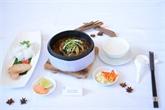 Spécialités culinaires à l'hôtel Grand Saigon