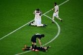 Ligue des champions: le PSG éliminé par Man United, Porto passe