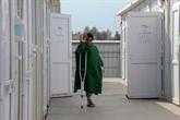 Après l'EI, Mossoul en combat contre les bactéries résistantes
