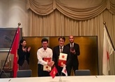 Le Japon soutient des locaux vietnamiens