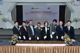 Inauguration de la société VinTech Korea Research à Daegu