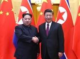 La Chine et la RPDC créeront une relation pour la nouvelle ère