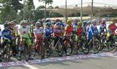 Quatre-vingt coureuses en lice à la course internationale de cyclisme féminin de Binh Duong