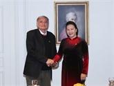 L'amitié Vietnam - France se renforce