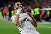 Espagne: Benzema entretient l'embellie Zidane au Real