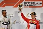 GP de Bahreïn: Hamilton profite des malheurs de Leclerc