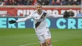 Deux buts, une panenka, Ibrahimovic est de retour!