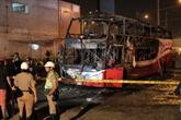 Pérou: au moins 20 morts dans l'incendie d'un autobus à Lima