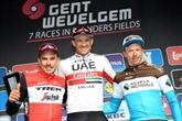 Cyclisme: Kristoff revient en première ligne à Gand-Wevelgem