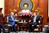 Hô Chi Minh-Ville et Francfort stimulent leur coopération technologique