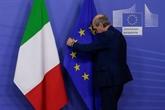 Rome va creuser son déficit, risque de nouveau conflit avec Bruxelles
