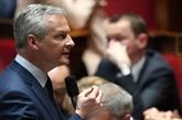 Taxe Gafa, IS: l'Assemblée vote l'ensemble du projet de loi Le Maire