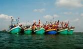 Un colloque sur l'application de l'Accord de coopération dans la pêche au golfe du Bac Bô