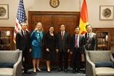 Une délégation du PCV en visite de travail aux États-Unis