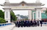 Une délégation vietnamienne se rend en Chine pour un échange d'amitié